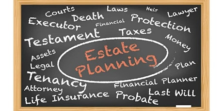 Purposeful Planning: What You Need to Know About Estate Planning tickets