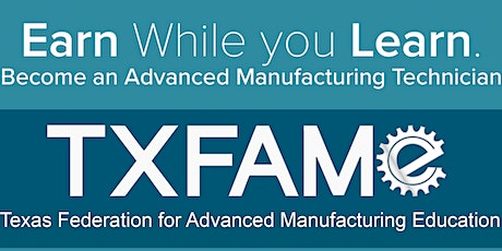 Advanced Manufacturing Technology & Career tickets