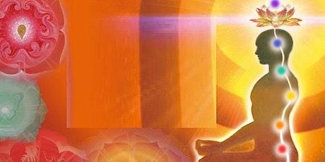 Chakra & Brain Wave Vibration for Self-Healing tickets