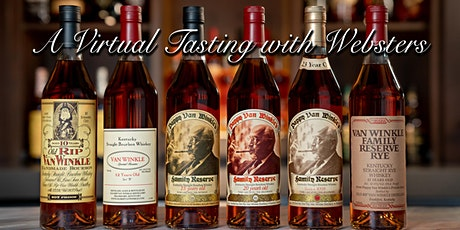 An Evening with Pappy @ Websters VIRTUAL Ticket tickets