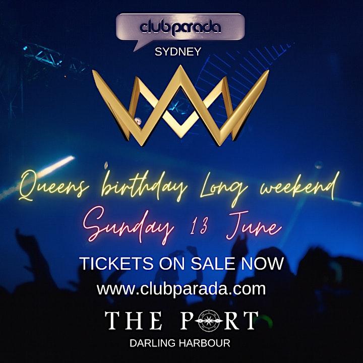Club Parada Sydney Sun 13 June image