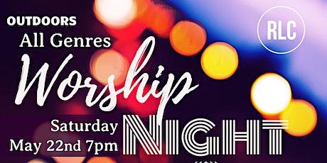 Worship & Prayer Night Outdoors tickets