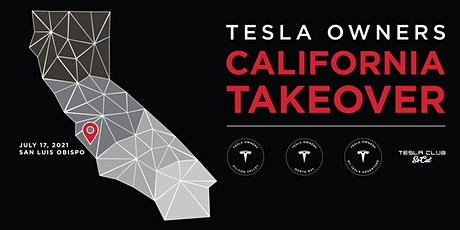 Tesla Owners California Takeover tickets