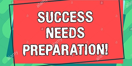 Business Preparation for Success tickets