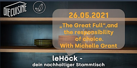 leHöck - «The Great Full» and the responsibility of choice. tickets