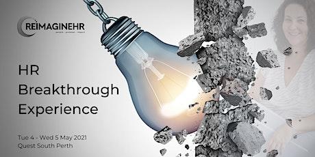 HR Breakthrough Experience tickets