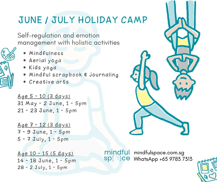 June & July Holiday Camp image
