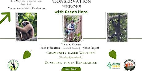 Community-based Western Hoolock Hoolock conservation in Bangladesh tickets