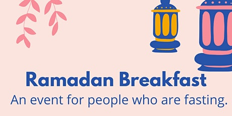 Ramadan Breakfast tickets