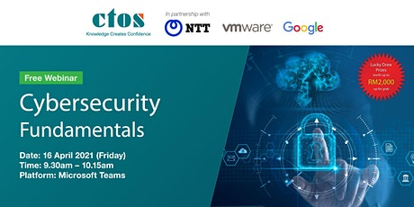 CTOS x NTT: Cybersecurity (Fundamentals) ingressos