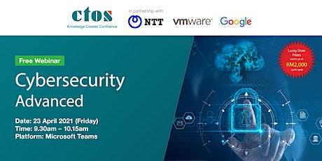 CTOS x NTT: Cybersecurity (Advanced) tickets