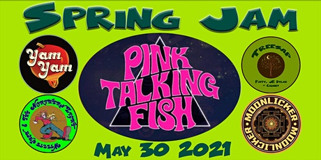 Spring Jam with Pink Talking Fish and more! tickets