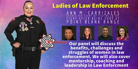 Ladies of Law Enforcement - STC #09741832 tickets