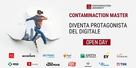 Open Day e Contest ContaminAction University biglietti