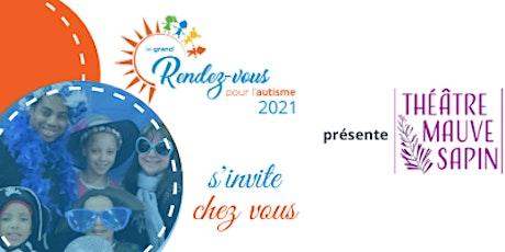 Grand Rendez-vous 2021 | Spectacle de marionnette de Théâtre Mauve Sapin! billets