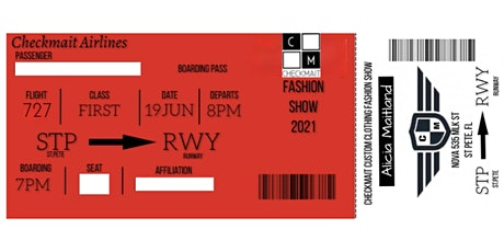 CheckMait Fashion Show tickets