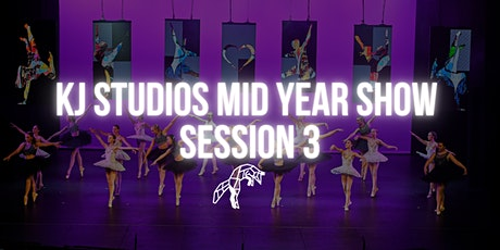 KJ Studios Mid year show- SESSION 3 tickets