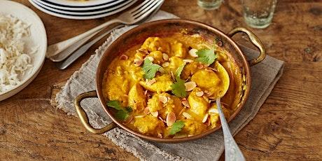Indian Cooking Class - Chicken Korma by TummyFull Berlin tickets