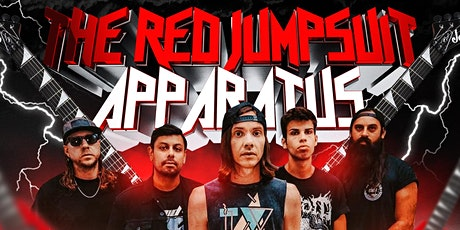 RED JUMPSUIT APPARATUS LIVE @ VIBE NIGHTCLUB & LOUNGE in FWB tickets