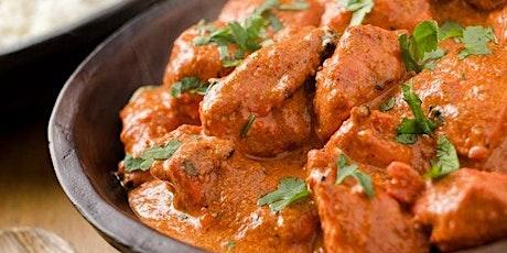Indian Cooking Class - Butter Chicken tickets