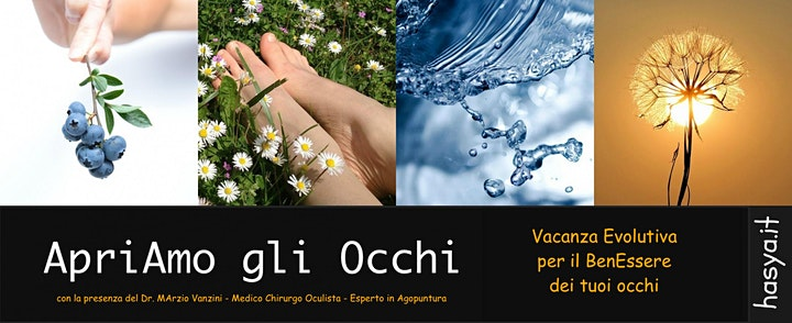 """Immagine ApriAmo gli Occhi - Presentazione """"Vacanza Insolita"""""""