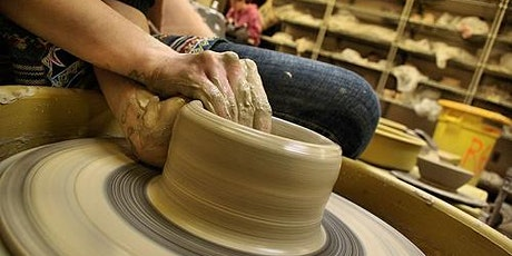 Beginners Pottery Throwing Class tickets