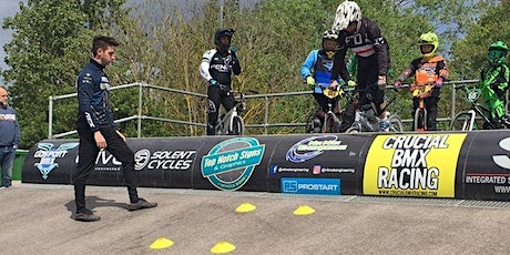 Gosport BMX Club, Members Only Coaching Sessions - 17th April 21 tickets
