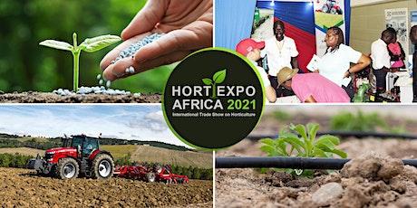 Hortiexpo Africa 2021 tickets