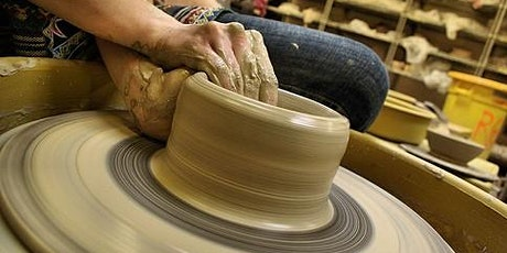Beginners Pottery Throwing Workshop tickets