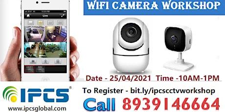 Workshop on Wifi Camera tickets