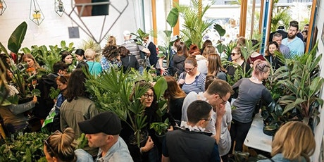 Sydney - Huge Indoor Plant Warehouse Sale - Rare Plant Party tickets