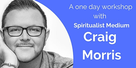 Embracing Spirit Workshop with Craig Morris tickets