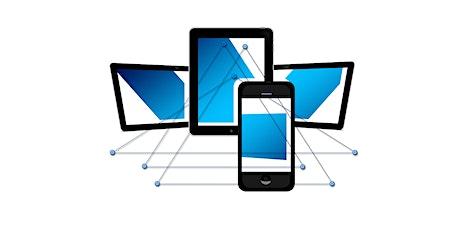 Initiation aux smartphones & tablettes - Séance 1/3 billets