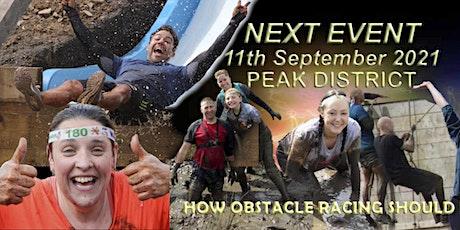 Bog Commander Mud Run & Obstacle Race ~ Peak District ~ 11 September 2021 tickets