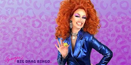 Ginger's Big Drag Bingo tickets