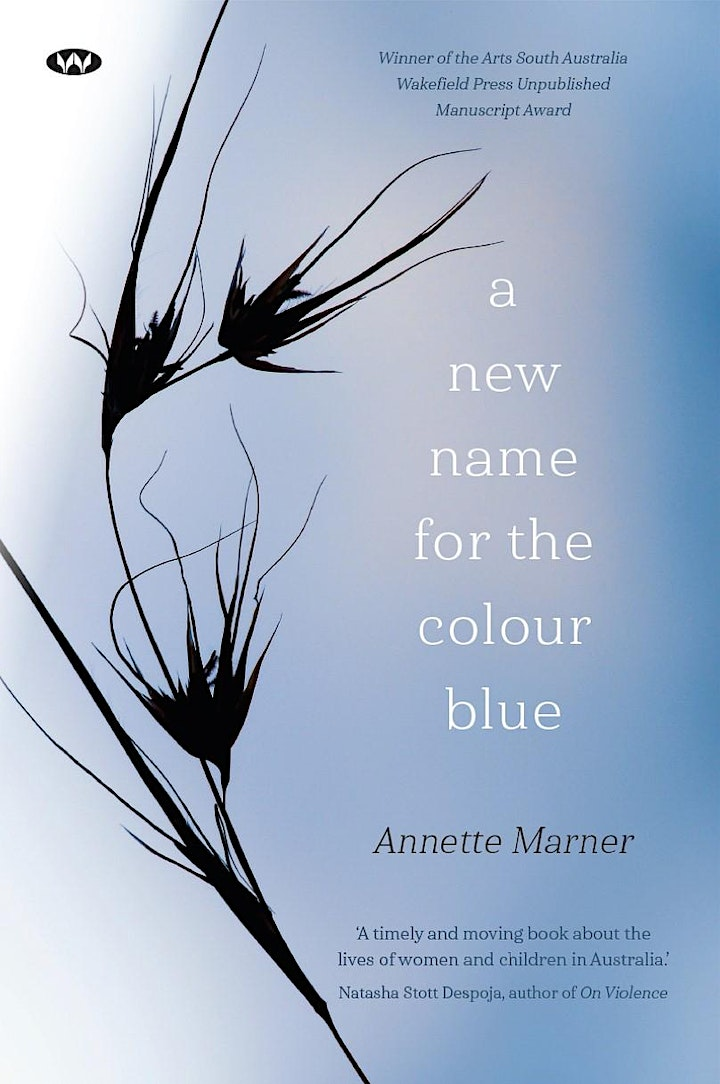 Meet the Author - Dr Annette Marner -  A New Name for the Colour Blue image