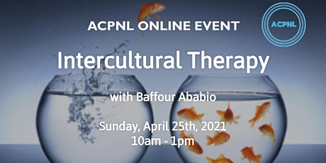 Intercultural Therapy with Baffour Ababio tickets