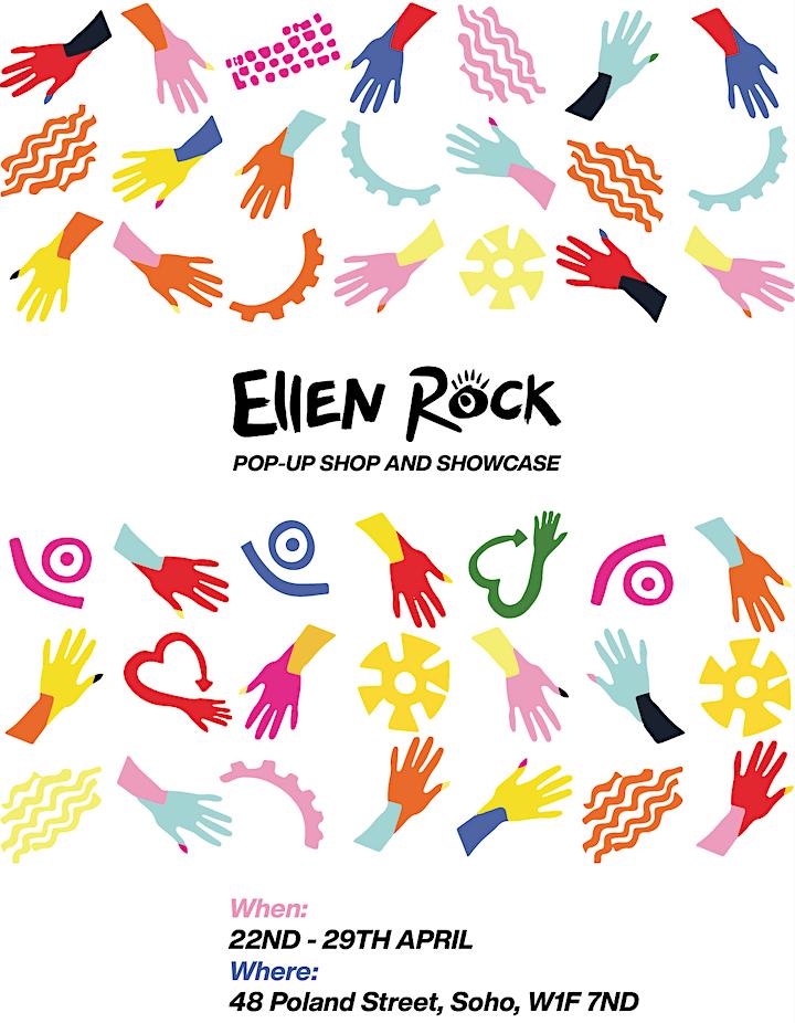 Ellen Rock Pop-Up Event image