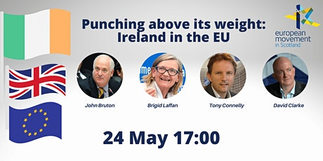 Punching above its weight: Ireland in the EU tickets