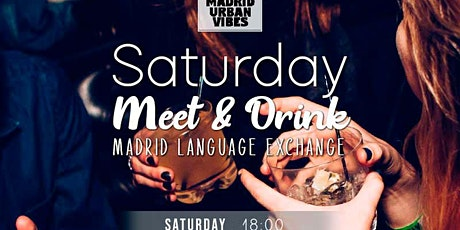 Saturday Language Exchange & Music! entradas