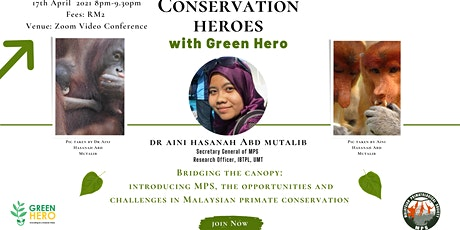 Introducing MPS, the opportunities and challenges in Malaysia conservation tickets