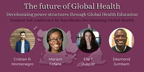 Decolonizing power structures through global health education tickets
