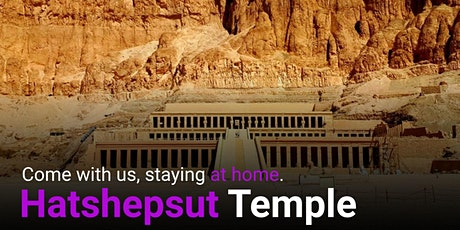 Hatshepsut Temple: Ancient Egypt Virtual Tour tickets