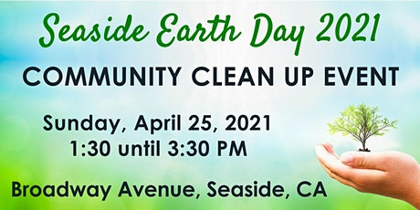 Earth Day 2021 - Broadway Avenue Clean Up tickets