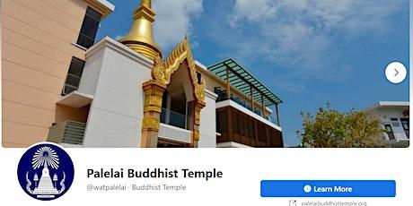 Wat Palelai 2021 Vesak Dhamma Talk  Registration tickets