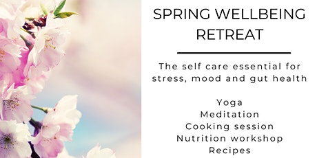 Spring Wellbeing Retreat tickets