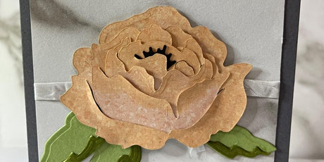 May Workshop - Prized Peony tickets