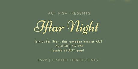 AUT MSA Iftar Night 2021 tickets