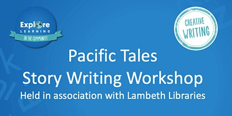 """""""Pacific Tales"""" Story Writing Workshop (Ages 7-9) tickets"""