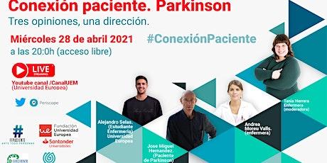 Conexión Paciente Parkinson entradas